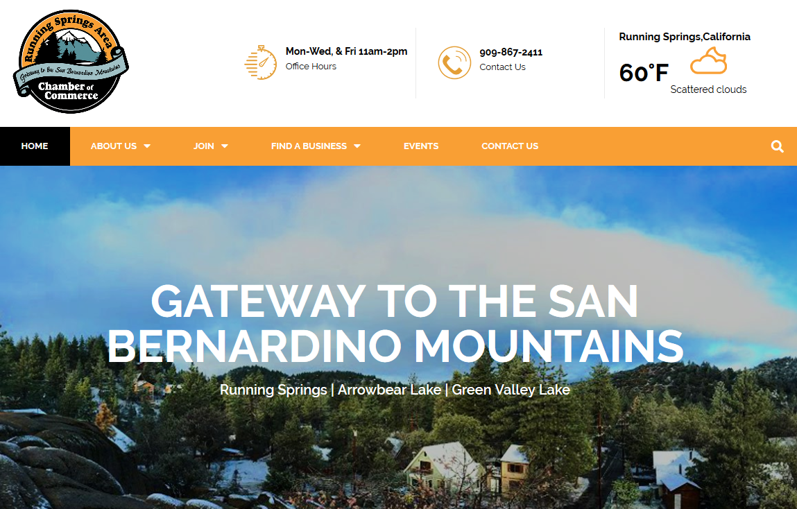 Chamber Launches New Website