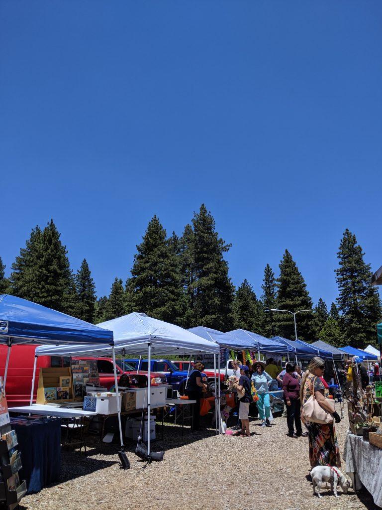 Running Springs Farmers Market & Artisan Faire